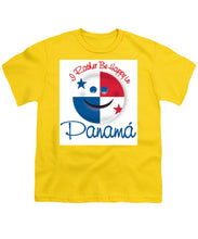 I Rather Be Happy In Panama - Youth T-Shirt