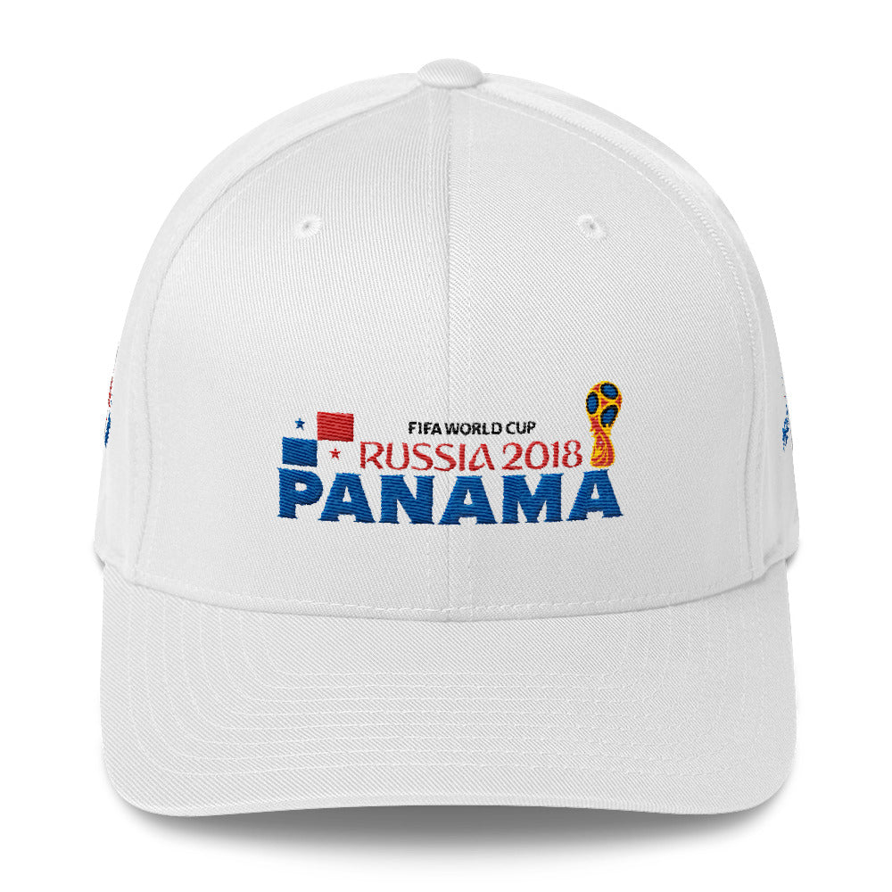 Panama World Cup FlexFit Embroidered (4 sides) Cap