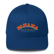 Panama Puente Embroidery (4 sides) Fitted Twill Cap