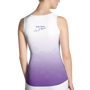 SweetEs Sublimation Cut & Sew Tank Top