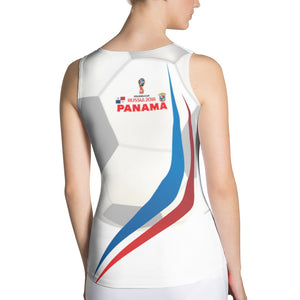 Panama World Cup Women Cut & Sew Tank Top