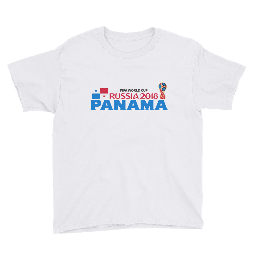 Panama World Cup Youth Short Sleeve T-Shirt
