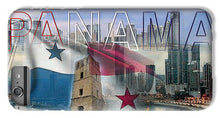 Panama Phone Case Scenery