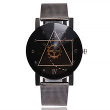 Casual Quartz Stainless Steel Band Marble Strap Watch Analog Wrist Watch XU3