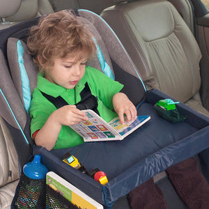 Kids Car Seat Travel Play Tray XU3