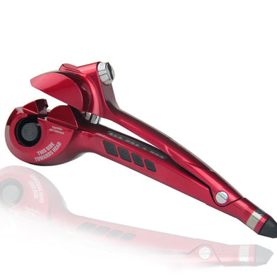 Ceramic Automatic Hair Curler With Steam XU3