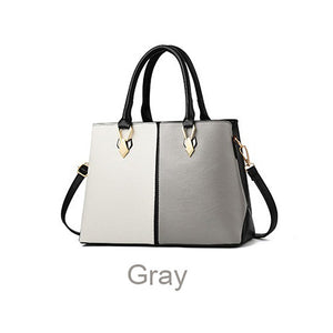 Luxury Womens Leather Handbag XU3