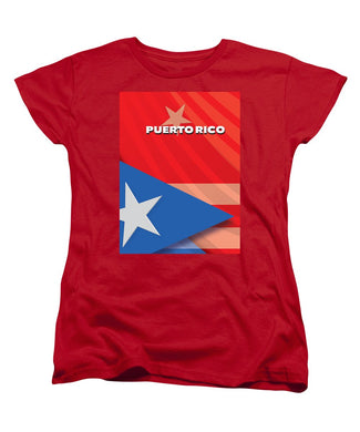 Puerto Rico - Women's T-Shirt (Standard Fit)