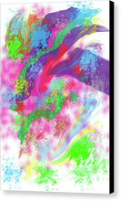 Splatter - Canvas Print
