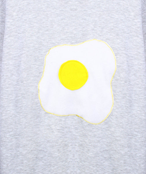 FRIED EGG SWEATSHIRT - MCINDOE DESIGN - tropical - printed - clothing - travel - beach