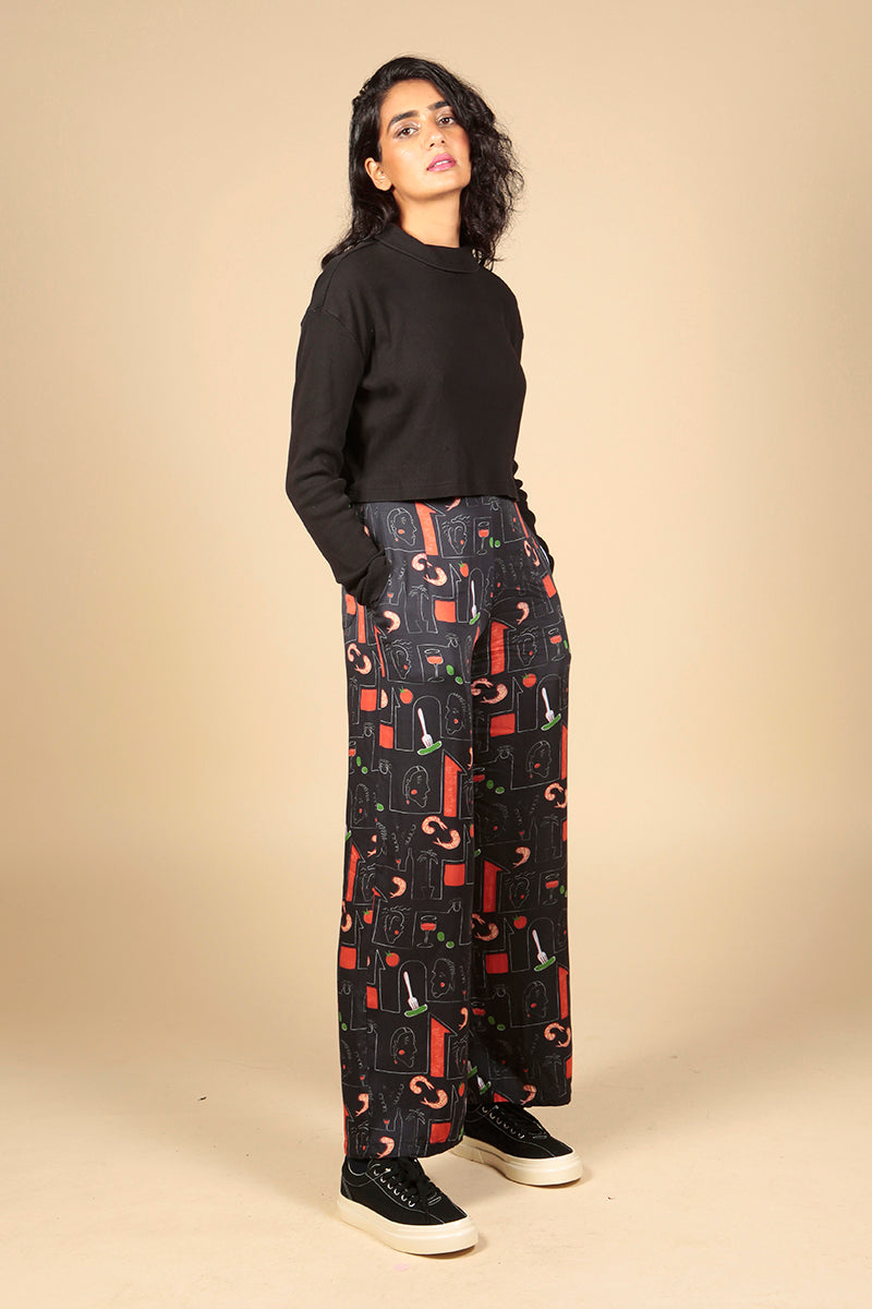 DINNER PARTY TROUSERS