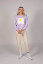 Load image into Gallery viewer, LILAC EGG SWEATSHIRT
