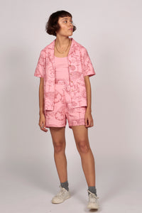 PRE-SALE: SMOKIN' SOL SHIRT - MCINDOE DESIGN - tropical - printed - clothing - travel - beach