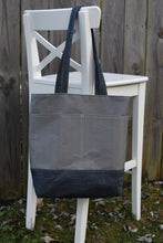 The Bag That Started It All (Sage and Denim)