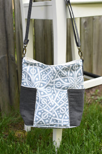 NEW! Compass Bag