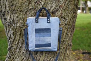 NEW! Redwood Tote - Denim