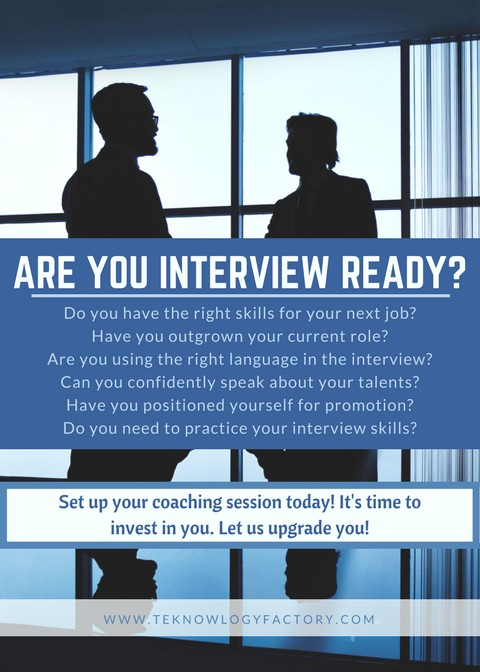 Interview Coaching Sessions