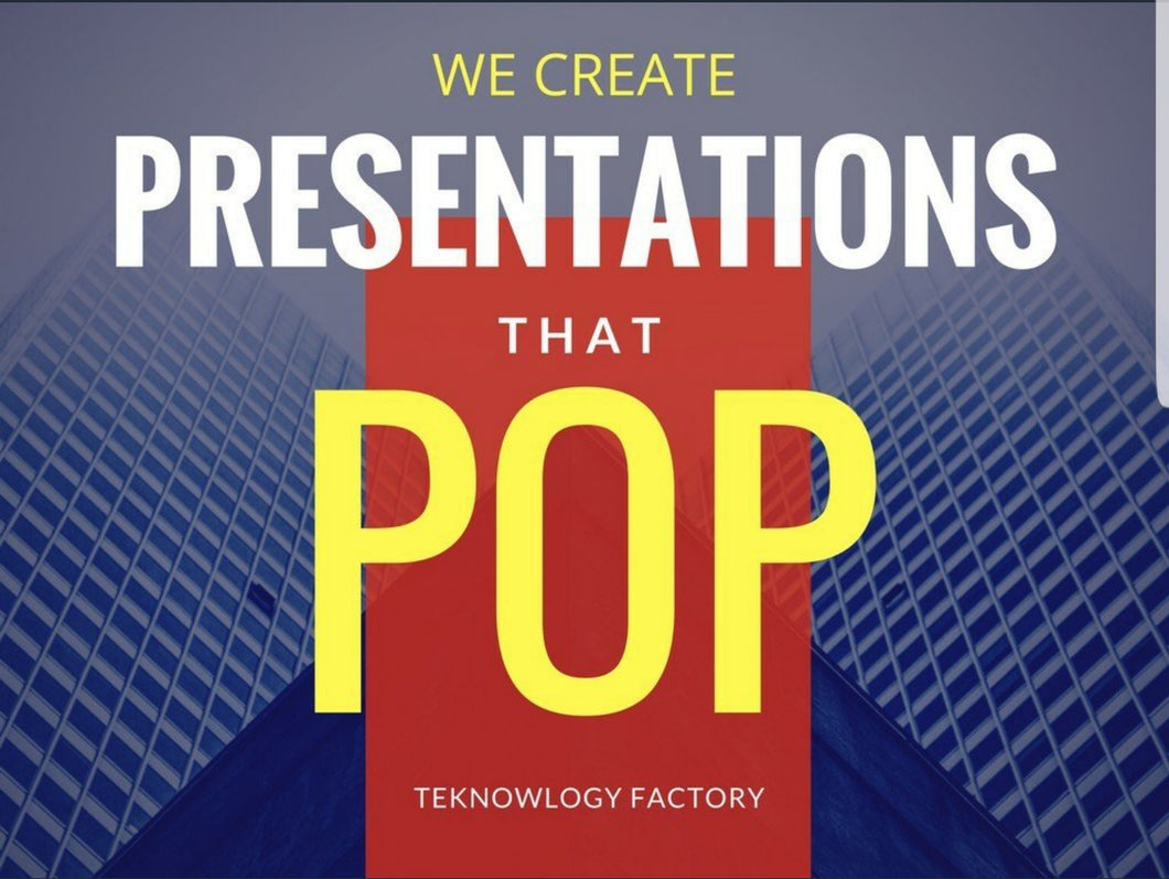Creating PowerPoint Presentations that Generate Sales