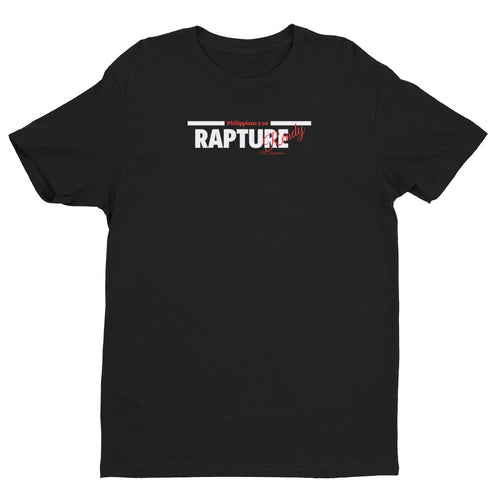 Rod Inspirations Cursive Rapture Ready All Colors Short Sleeve T-shirt