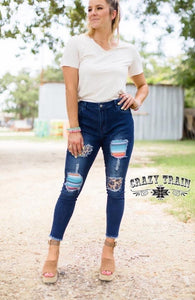 The Crazy Train Skinnies- Sale