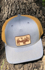 Buffalo Gold Hat