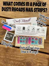Blazin Saddles Nail Strips