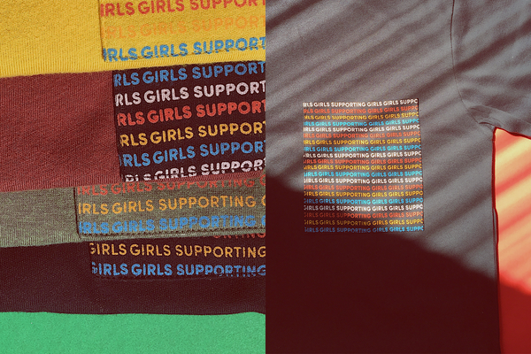 Girls Supporting Girls Collection