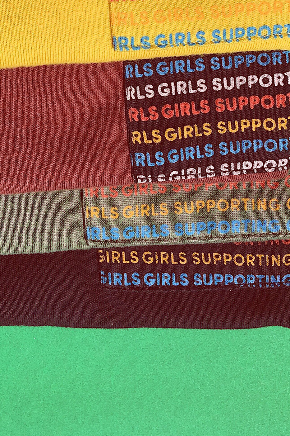 Top - Girls Supporting Girls Classic Tee