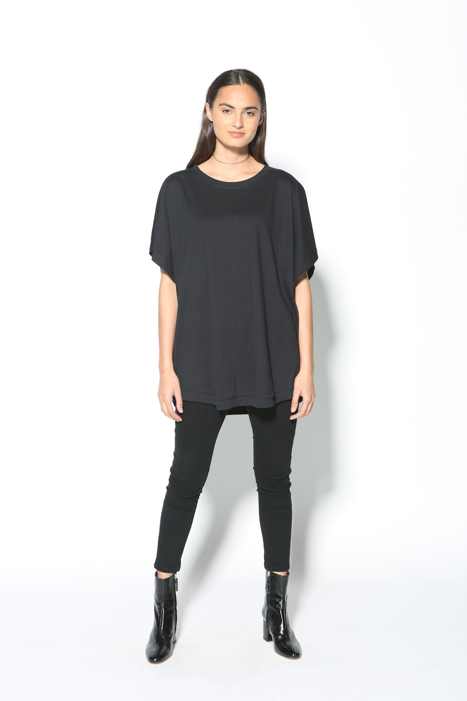 Top - Shiro Oversized Dolman Tee