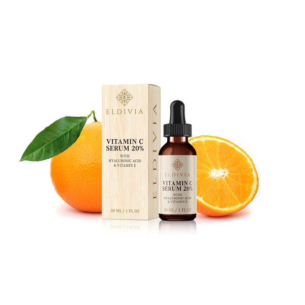 Vitamin C Serum for Acne and Acne Scars - Increase Collagen