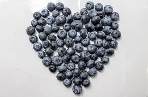 blueberries antioxidant superfood blood pressure