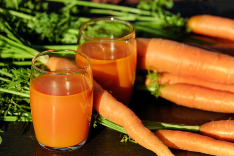 carrot-juice-micronutrients-skin-benefits