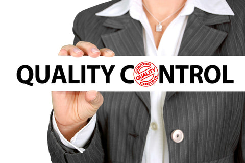 quality control in skin care industry