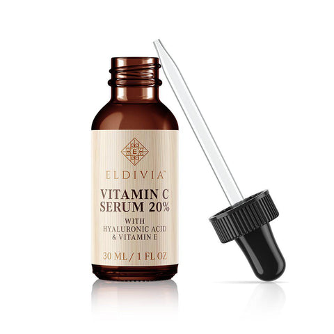 vitamin c serum vegan skin care
