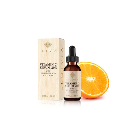 vitamin c serum for dry skin