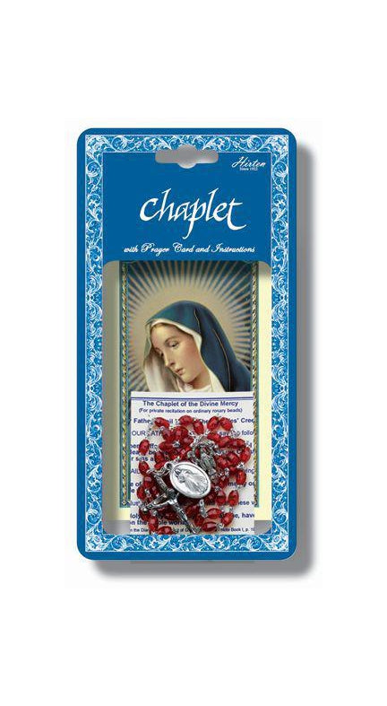 Our Lady Of Divine Mercy Chaplet