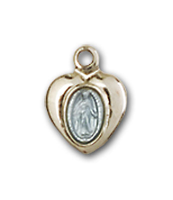 Two-Tone SS/GP Miraculous Medal