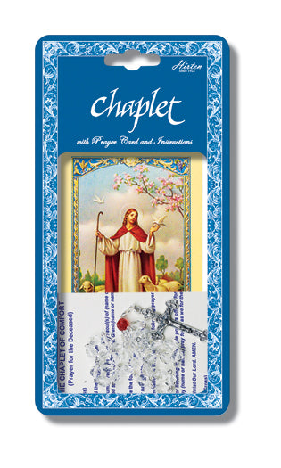 Comfort For The Dead Chaplet Carded