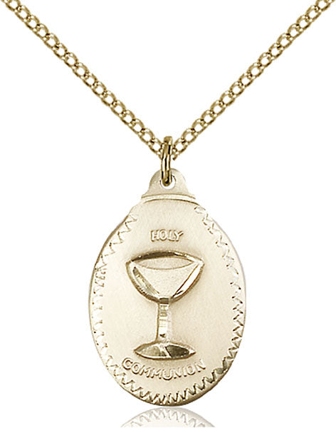 Gold-Filled Communion Necklace Set