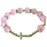 Rose Cross Stretch Bracelet