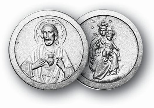 Sacred Heart Of Jesus Coin 10-Pack