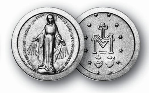 Miraculous Medal Coin 10-Pack