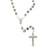 Premium FIligree Bead Rosary - Black