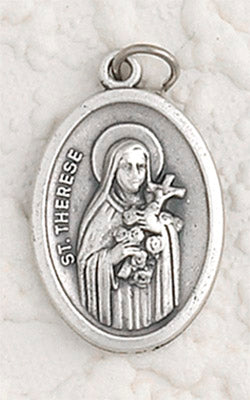 Pendant-ST THERESE/ FLOWERS