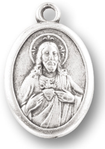 Sacred Heart/Our Lady Of Mt. Carmel Scapular 25-Pack
