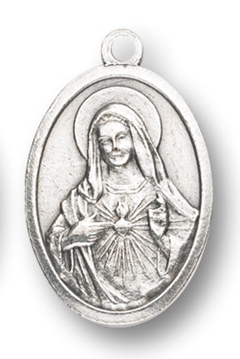 Immaculate Heart Mary/Pfu 25-Pack