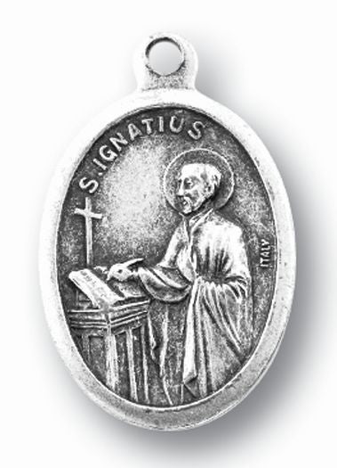 Ignatius Of Loyola Ox Medal/ 25-Pack