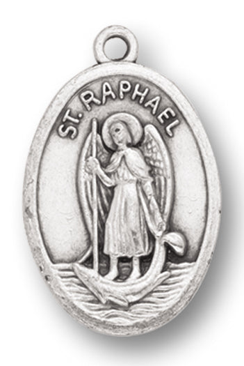 Raphael and Pray For Us Ox Medal 25-Pack