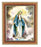 Our Lady Of Grace In Cherry Frame 10.25X12.25-inch 8X10 Print