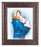 Our Lady Of The Street In Art Deco Frame 10.25X12.25-inch 8X10 Print